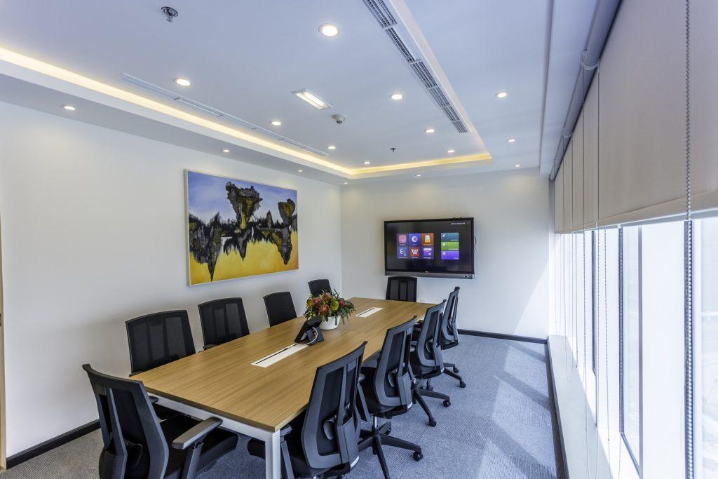 QBC Meeting Rooms