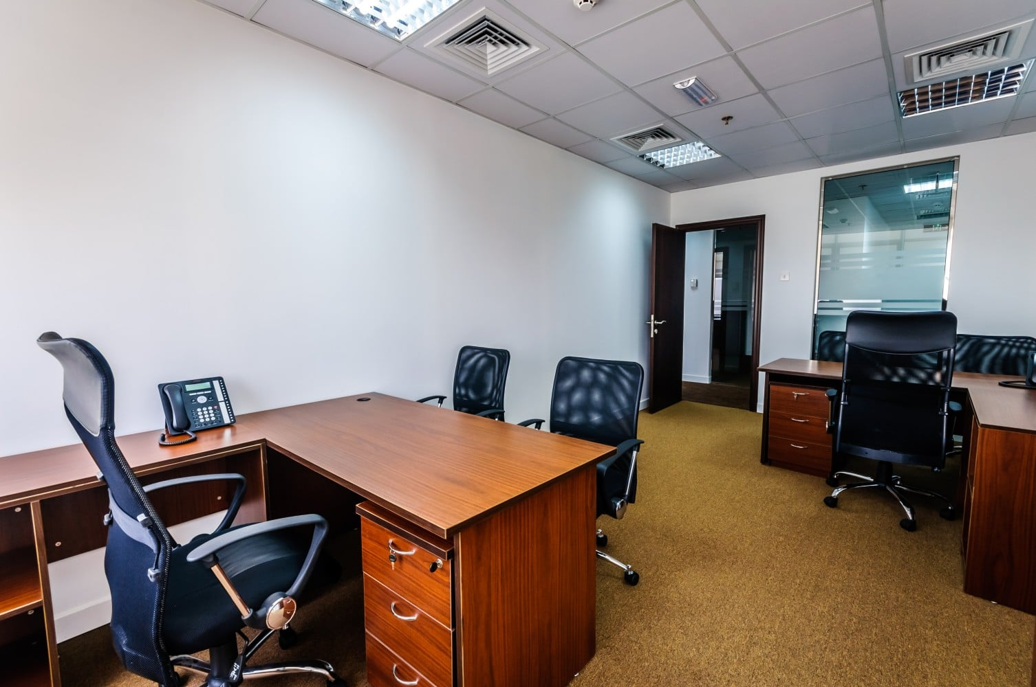 Park Avenue Offices DMCC