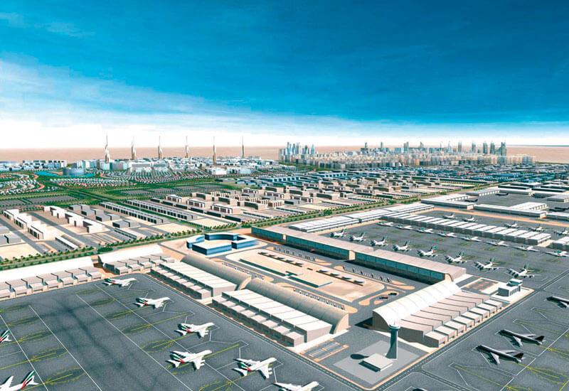 Dubai Logistic City