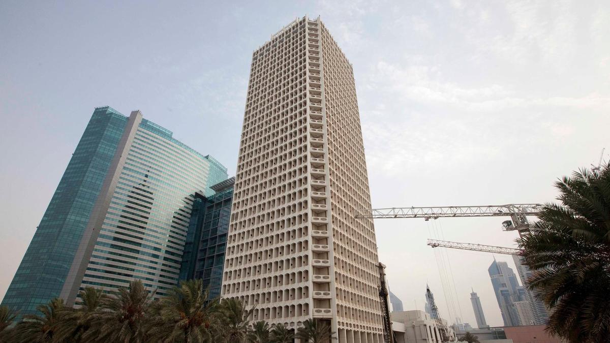 Dubai World Trade Centre Authority
